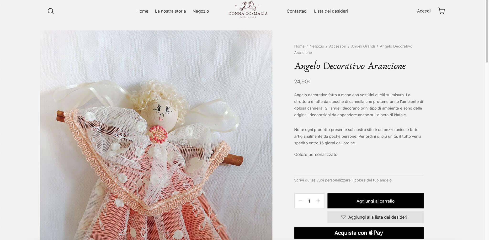 donna-cosmaria-ecommerce-project-andiamo-live-product-shop