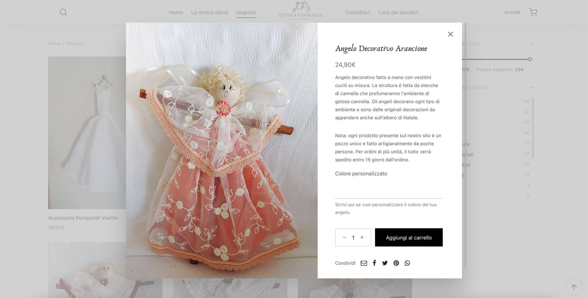 donna-cosmaria-ecommerce-project-andiamo-live-single-product